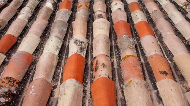 Romeinse dakpannen gevonden in Den Haag