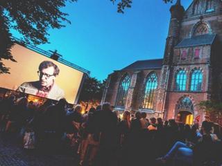 Tien dagen lang films in de stad