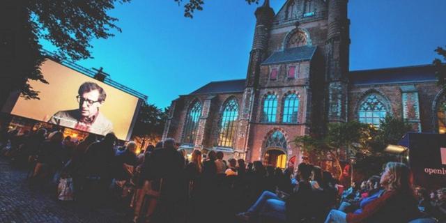 Dit is er allemaal te doen tijdens het Leiden International Film Festival