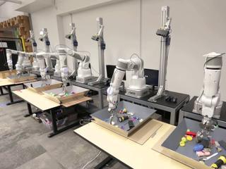 Zelflerende software maakt robots sneller en soepeler