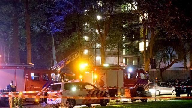 Brandweer wist niet van trappenhuis bij dodelijke brand in flat Diemen