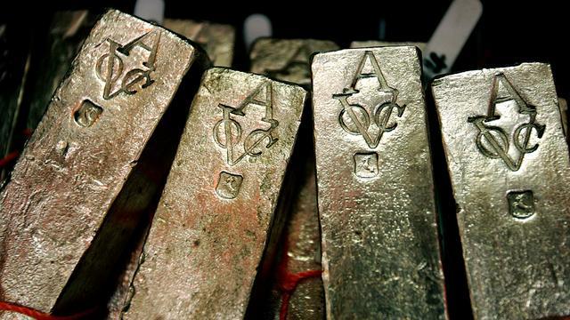 'Zilverprijs stijgt door opleving vraag industrie'
