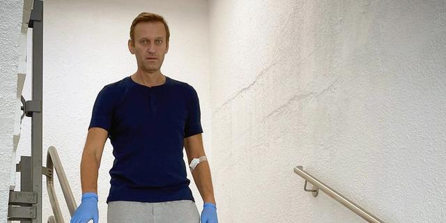 Blok: Nederland steunt sancties tegen Rusland wegens vergiftiging Navalny