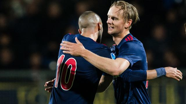 Liveblog Eredivisie: Reacties na moeizame zege Ajax bij Willem II (gesloten)