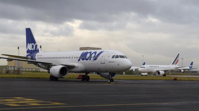 'Topman Air France-KLM overweegt einde dochtermaatschappij Joon'
