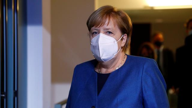 Ook Duitsland vanaf maandag weer in gedeeltelijke lockdown