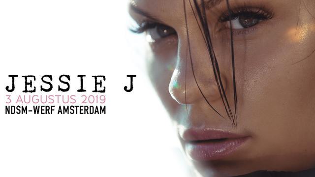 Jessie J op 3 augustus, tickets voor 49,50 euro inclusief Bol.com-cadeaukaart