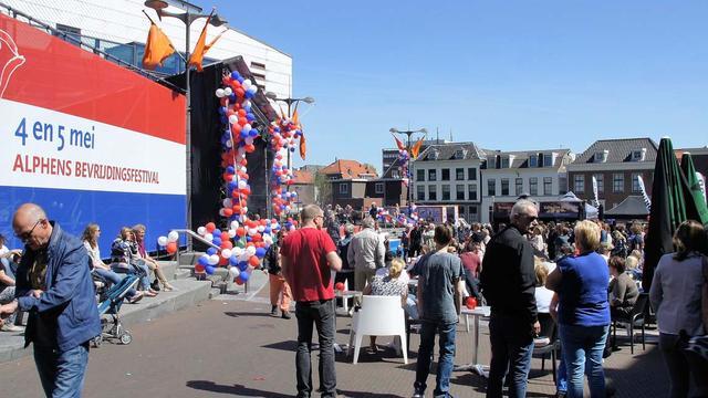Wat is er op Bevrijdingsdag te doen in Alphen?