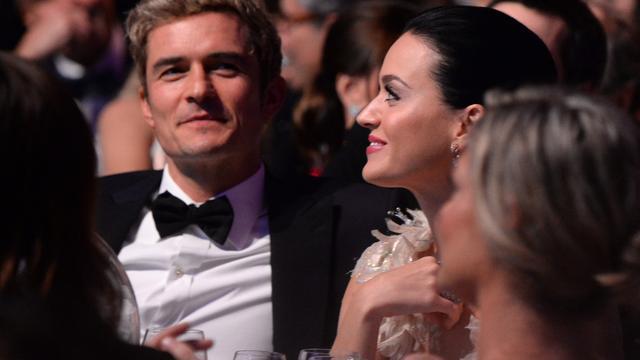 'Katy Perry en Orlando Bloom na elf maanden weer bij elkaar'
