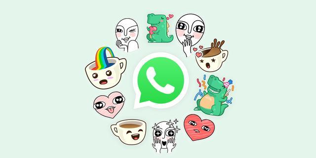 WhatsApp voegt stickers toe aan app