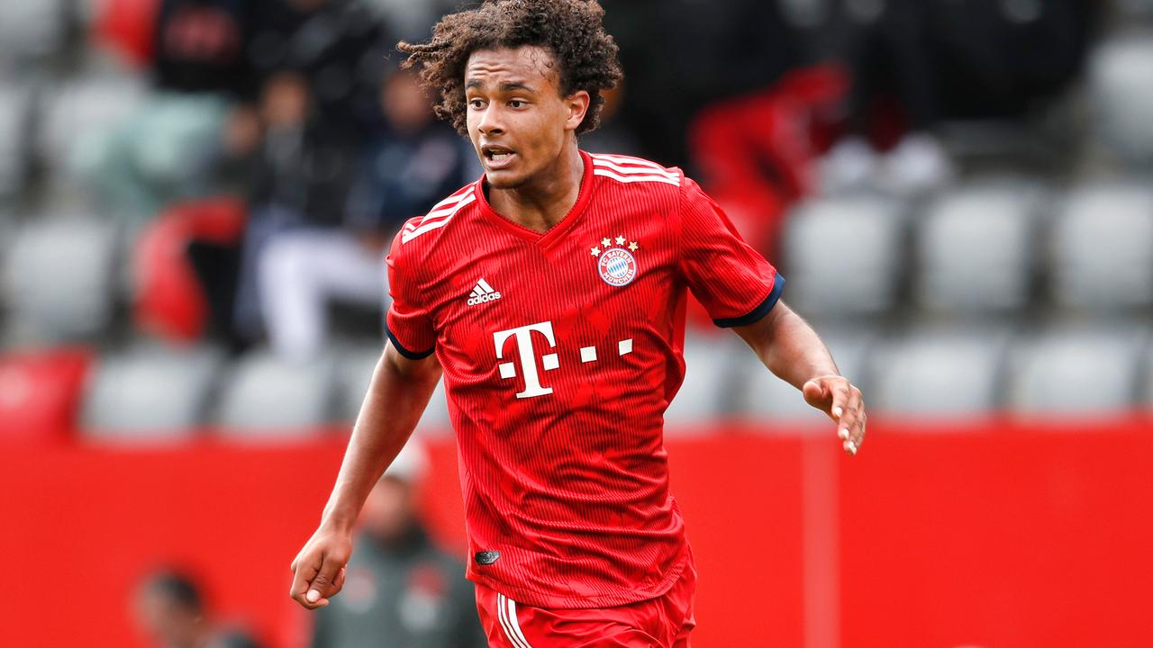 Bayern Extends Contract Of Very Large Talent Zirkzee With Three Years Teller Report