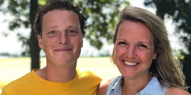 Boer zoekt Vrouw-deelnemers Wim en Marit hebben een dochter gekregen