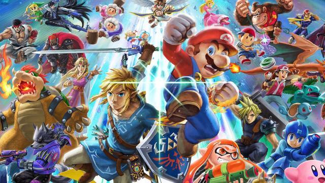 'Super Smash Bros. Ultimate snelst verkochte Nintendo-game ooit'