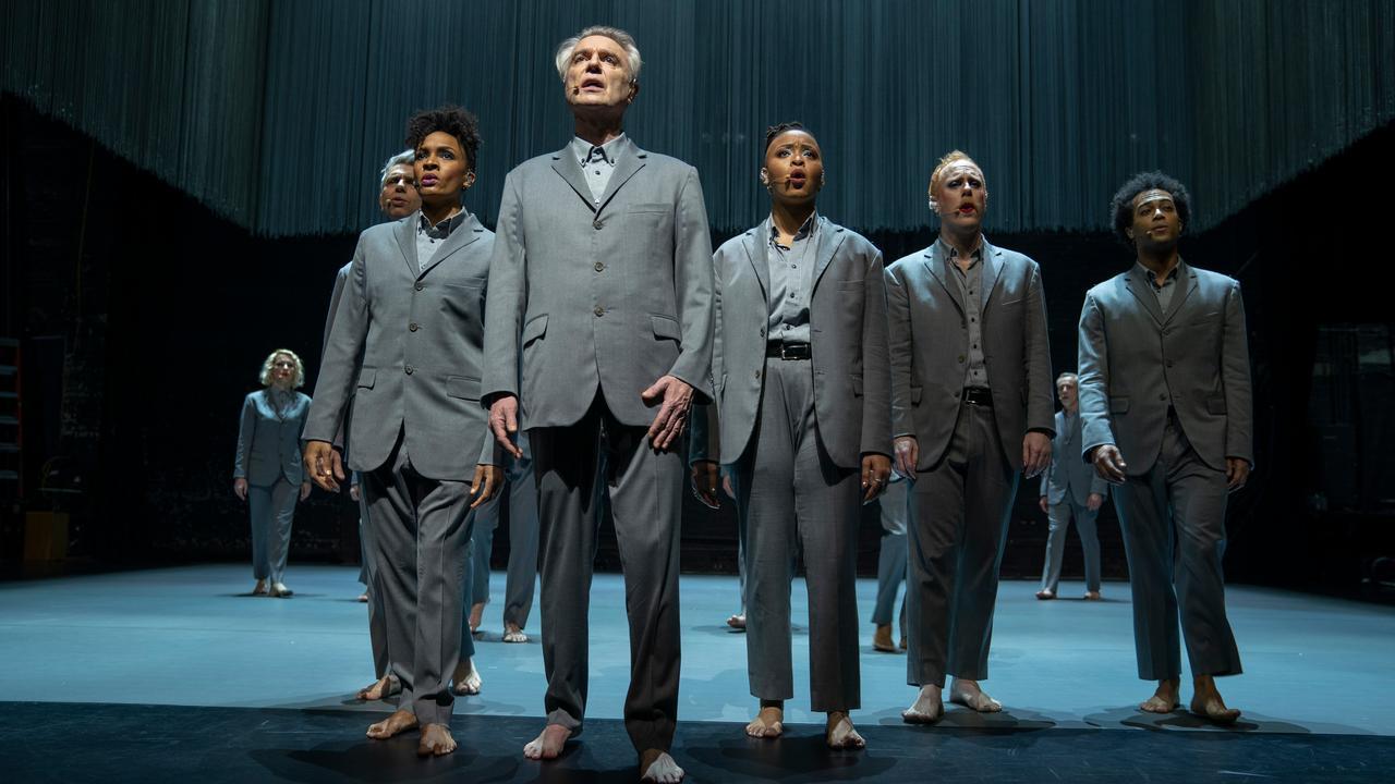 Talking Heads-frontman David Byrne wil verbinding stimuleren met concertfilm - NU.nl