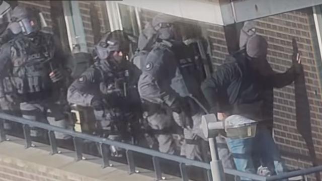 OM: Verdachten van beramen aanslag konden halve kilo explosieven maken
