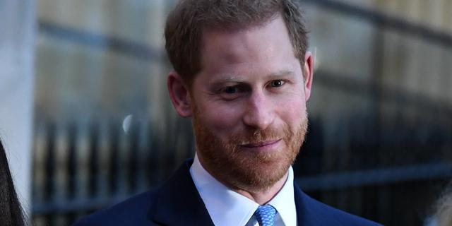 Prins Harry accepteert excuses van Mail on Sunday over onjuist artikel