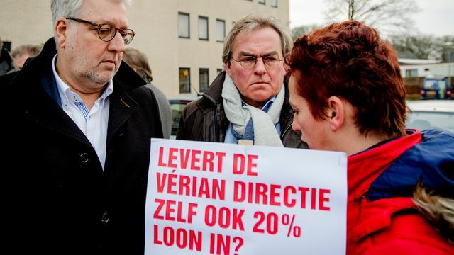 Zorgaanbieders willen taken failliete thuiszorgorganisatie Vérian overnemen