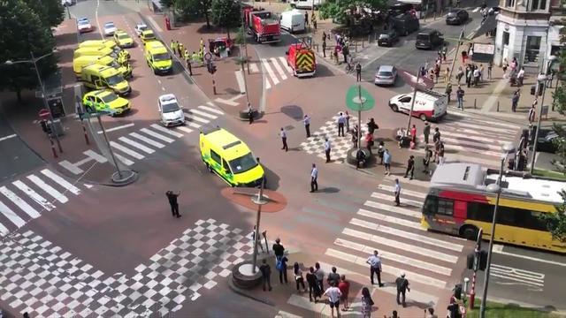 Dader aanslag Luik 'wilde politie bang maken'