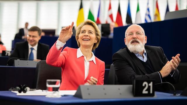 Europese Green Deal gepresenteerd: 'Man-op-de-maanmoment voor de EU'