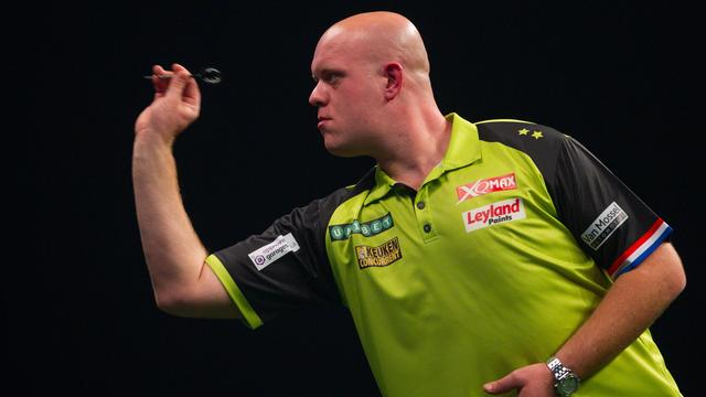 Van Gerwen verliest van Cross in finale Brisbane Darts Masters