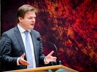 'Omtzigt liet Oekraïner een door hem geschreven tekst uitspreken'