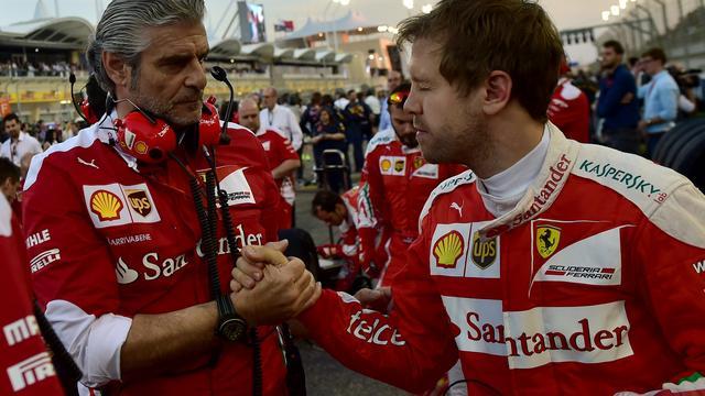 'Ferrari zou gek zijn om zich nu al te richten op 2017'