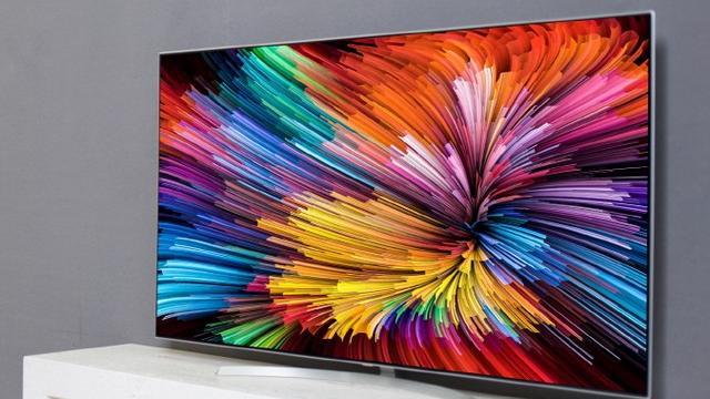 LG kondigt 4K-tv's met nanocellen aan