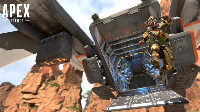 Maker Apex Legends voegt draken toe aan battle-royalespel