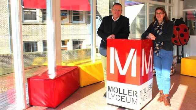 Mollerlyceum presenteert digitale schoolkrant