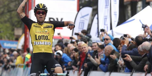 Roglic bezorgt Lotto-Jumbo fraaie ritzege in Ronde van Baskenland