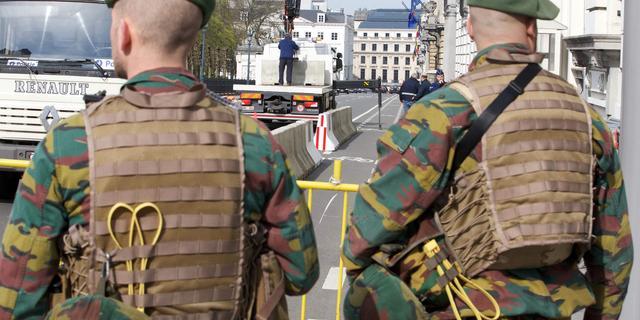 Grote politieactie in Brusselse gemeente Etterbeek