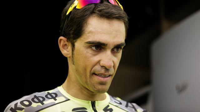 'Supergemotiveerde' Contador blijft zich richten op gele trui