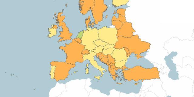 Naar deze Europese bestemmingen kan je weer op vakantie