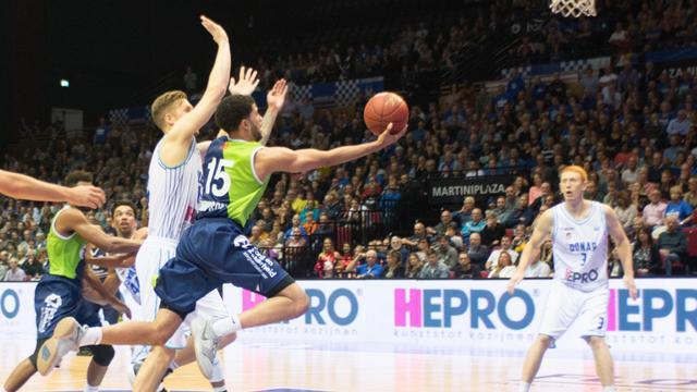 Leidse basketballer genomineerd voor titel 'most impressive player'