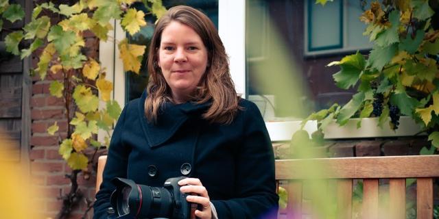 Uitvaartfotograaf: 'Huilende mensen zet iksowieso bijna nooit op de foto'
