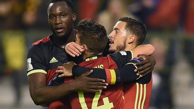 België wint ook tweede duel, Ronaldo maakt er vier tegen Andorra