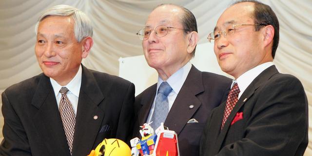 'Vader van Pac-Man' Masaya Nakamura (91) overleden