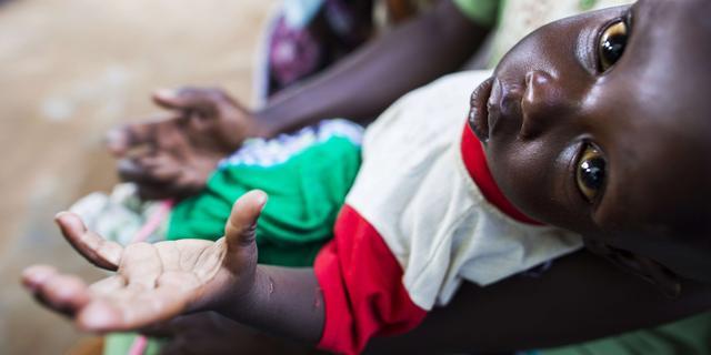 'Ongekend niveau van voedselschaarste in Zuid-Soedan'
