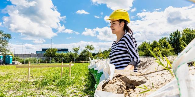 Linda zet eigen huis met bouwpakket in elkaar: 'Heel veel vrijheid'
