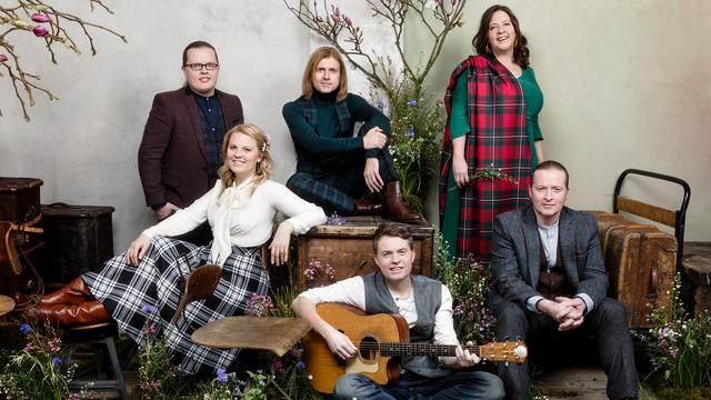 The Kelly Family geeft in 2018 concert in Ahoy