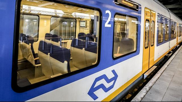 Treinverkeer tussen Zandvoort en Haarlem uren ontregeld geweest