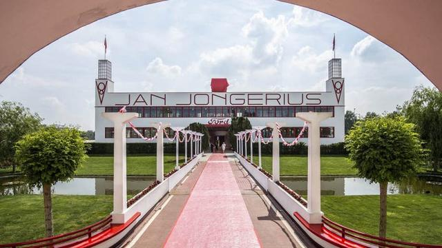 Jongerius Kantoor officieel geopend