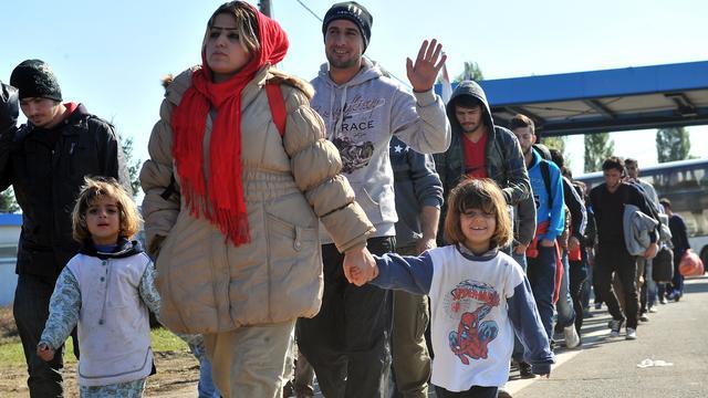 Hulp aan Syrische vluchtelingen faalt volgens Oxfam Novib