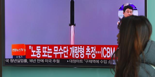 Noord-Korea test weer ballistische raket