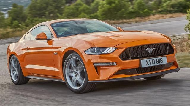 Dit is de vernieuwde Ford Mustang
