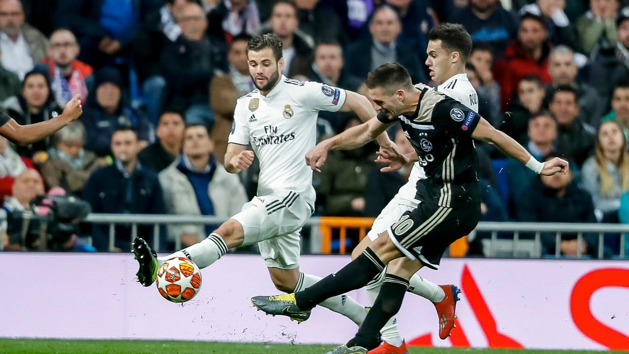 Tadic schiet Ajax op 0-3 tegen Real na discutabel moment
