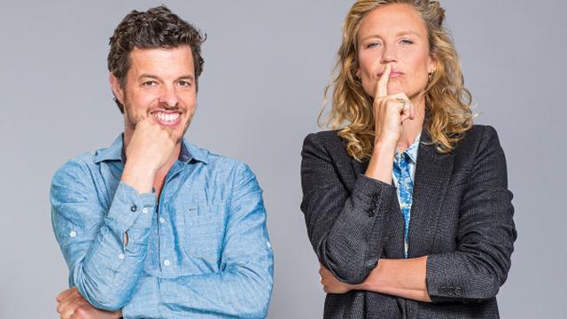 Sophie Hilbrand en Filemon Wesselink keren na elf jaar terug als duo
