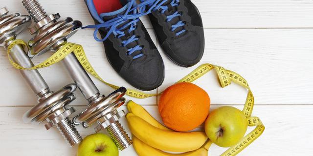Wat moet je eten als je sport en wil afvallen?