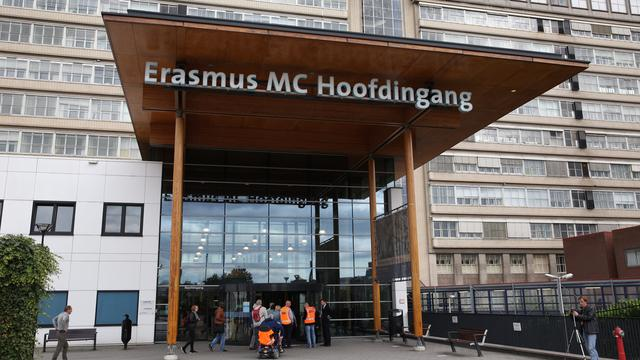 'Patiënten Erasmus MC fungeerden ongevraagd als proefpersoon'