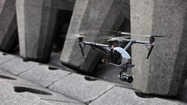 DJI-drones vallen uit de lucht door problemen met accu's